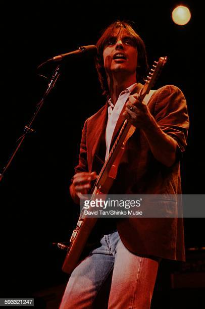Jackson Browne live in USA in 80's unknown 80's