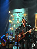 Jackson Browne performs onstage at the 13th annual Americana Music Association Honors and Awards Show at the Ryman Auditorium on September 17 2014 in...