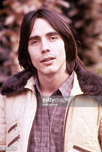 Jackson Browne portrait circa 1975