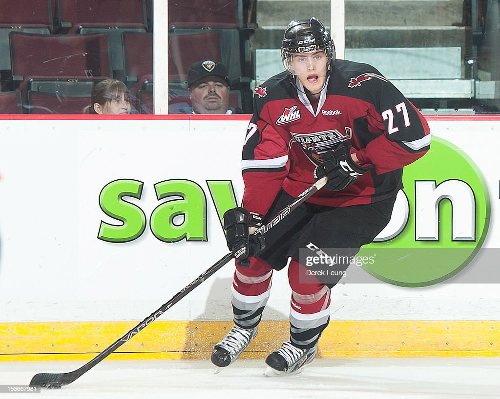 ... in Vancouver, British Columbia, Canada. Vancouver Giants won 6-1
