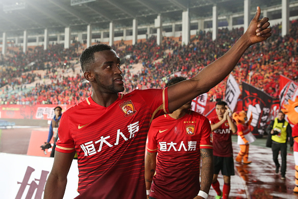 Guangzhou Evergrande v Changchun Yatai - CSL Chinese Football Association Super League Round 2 : News Photo