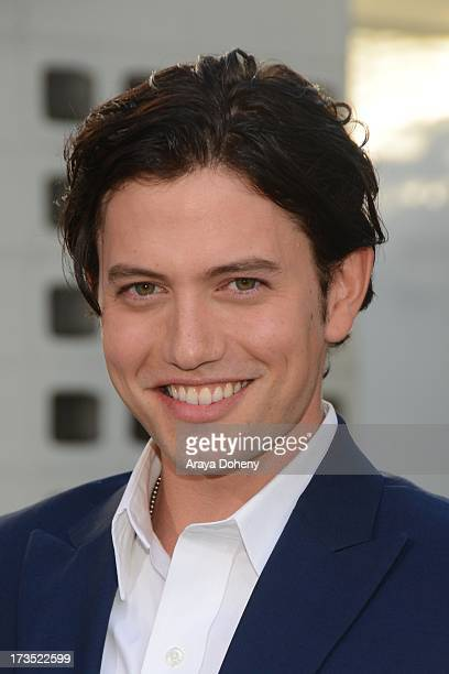Jackson Rathbone attends the premiere of Warner Bros 'The Conjuring' at ArcLight Cinemas Cinerama Dome on July 15 2013 in Hollywood California