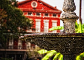 Fountain, Jackson Square Park, New Orleans, Louisiana