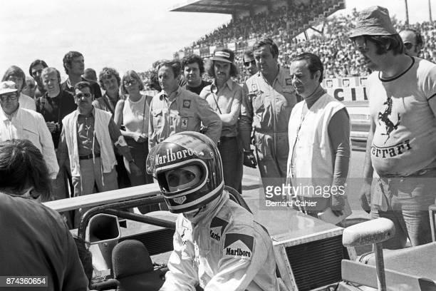 Jacky Ickx Ferrari 312PB 24 Hours of Le Mans Le Mans 06 October 1973