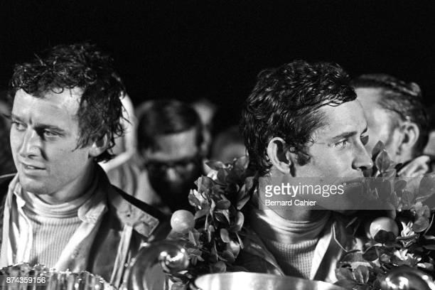Jacky Ickx Jackie Oliver 12 Hours of Sebring Sebring 05 October 1969