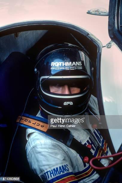 Jacky Ickx Porsche 956 24 Hours of Le Mans Le Mans 20 June 1982