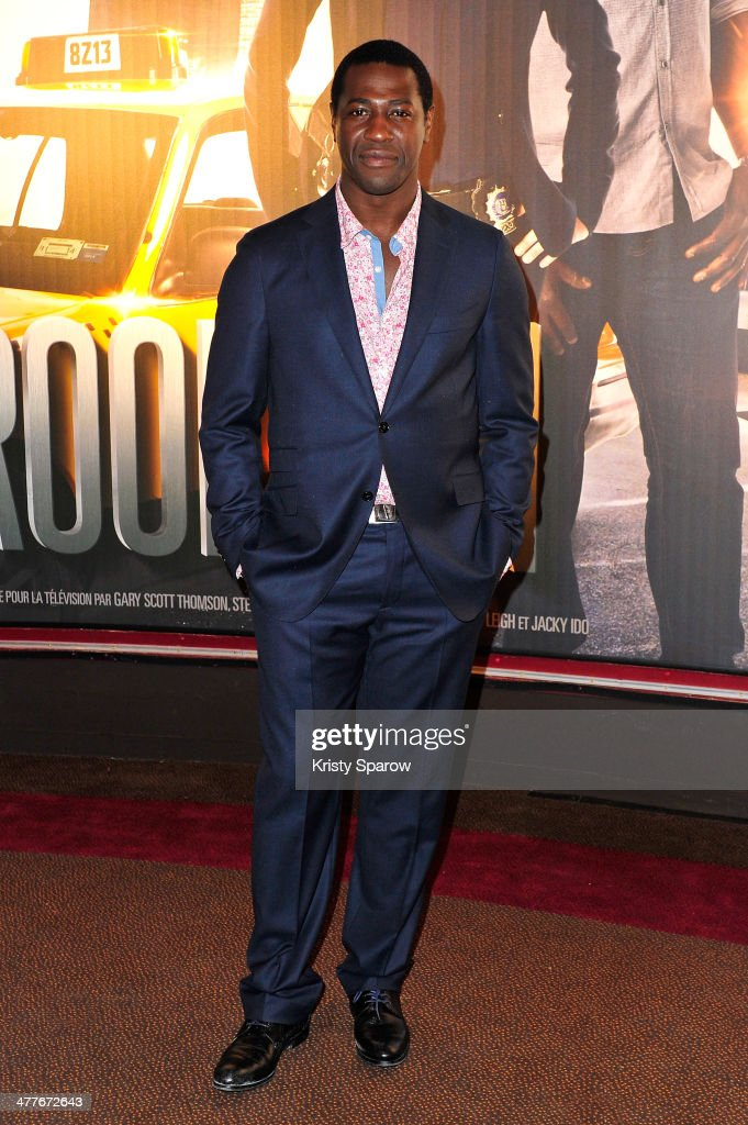 <a gi-track='captionPersonalityLinkClicked' href=/galleries/search?phrase=Jacky+Ido&family=editorial&specificpeople=2250475 ng-click='$event.stopPropagation()'>Jacky Ido</a> attends the 'Taxi Brooklyn' Paris premiere at Cinema Gaumont Marignan on March 10, 2014 in Paris, France.