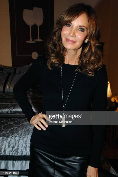 Jaclyn Smith attends HOUSING WORKS DESIGN ON A DIME opening night reception at Metropolitan Pavillion on May 6 2010 in New York City