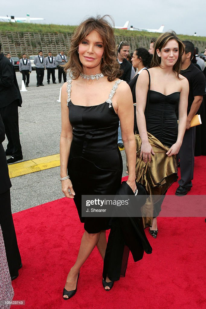 <a gi-track='captionPersonalityLinkClicked' href=/galleries/search?phrase=Jaclyn+Smith&family=editorial&specificpeople=211283 ng-click='$event.stopPropagation()'>Jaclyn Smith</a> during 3rd Annual TV Land Awards - Red Carpet at Barker Hangar in Santa Monica, California, United States.