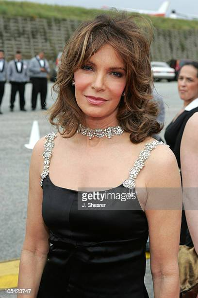Jaclyn Smith during 3rd Annual TV Land Awards Red Carpet at Barker Hangar in Santa Monica California United States