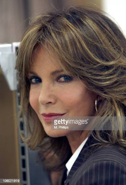 Jaclyn Smith during Jaclyn Smith InStore at New Kmart at Kmart in Los Angeles California United States