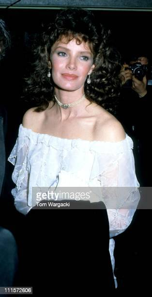 Jaclyn Smith during Jaclyn Smith Sighting September 8 1983 in London Great Britain