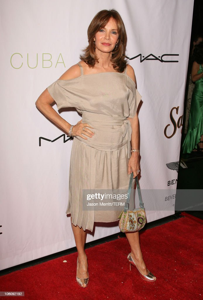 <a gi-track='captionPersonalityLinkClicked' href=/galleries/search?phrase=Jaclyn+Smith&family=editorial&specificpeople=211283 ng-click='$event.stopPropagation()'>Jaclyn Smith</a> during 'What A Pair! 4 '- Arrivals at Wiltern Theatre in Hollywood, California, United States.