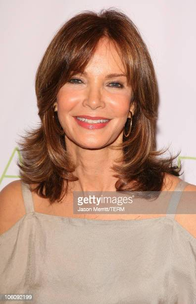 Jaclyn Smith during 'What A Pair 4 ' Arrivals at Wiltern Theatre in Hollywood California United States