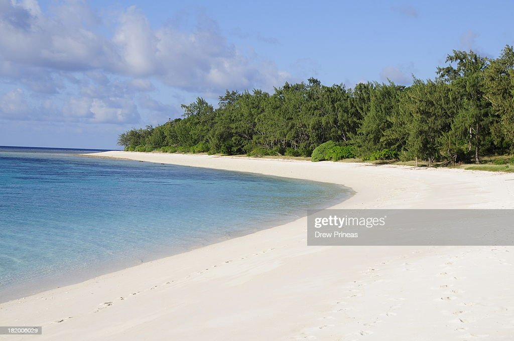 Jaco Island, East TImor : Stock Photo