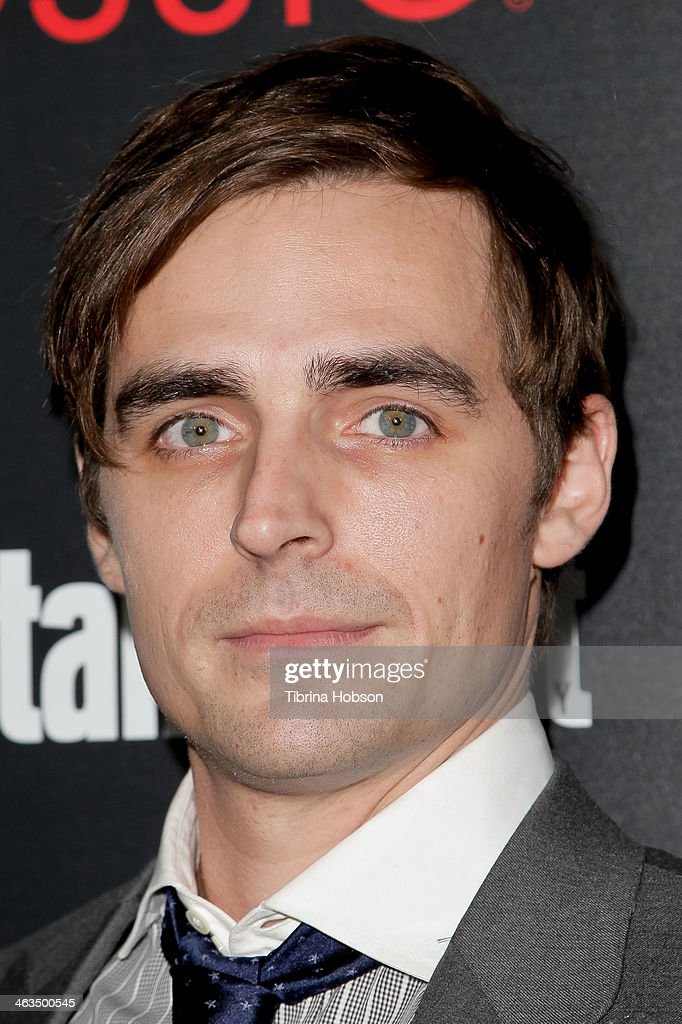 Jacob A. Ware attends the Entertainment Weekly SAG Awards pre-party at Chateau Marmont on January 17, 2014 in Los Angeles, California.
