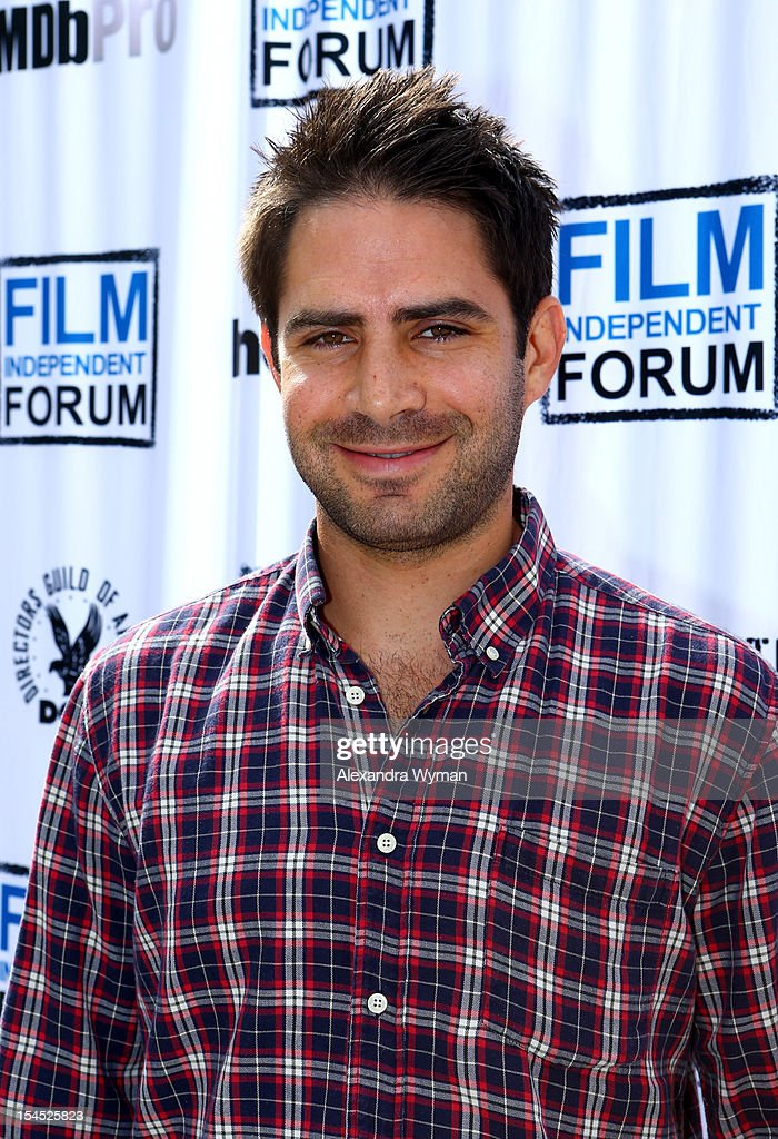 Jacob Avnet attends the Film Independent Film Forum at Directors Guild of America on October 21, 2012 in Los Angeles, California.