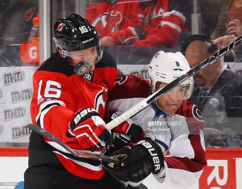 Colorado Avalanche v New Jersey Devils