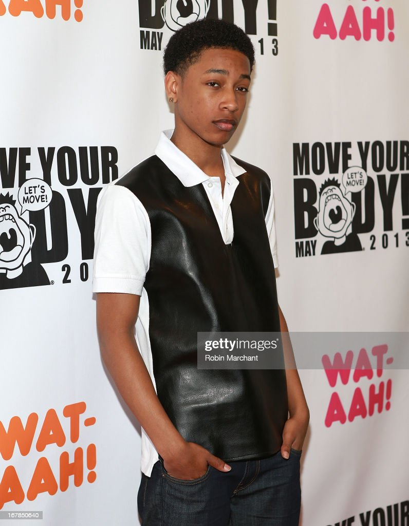 <a gi-track='captionPersonalityLinkClicked' href=/galleries/search?phrase=Jacob+Latimore&family=editorial&specificpeople=5410256 ng-click='$event.stopPropagation()'>Jacob Latimore</a> attends Move Your Body 2013 at Avenues World School on May 1, 2013 in New York City.