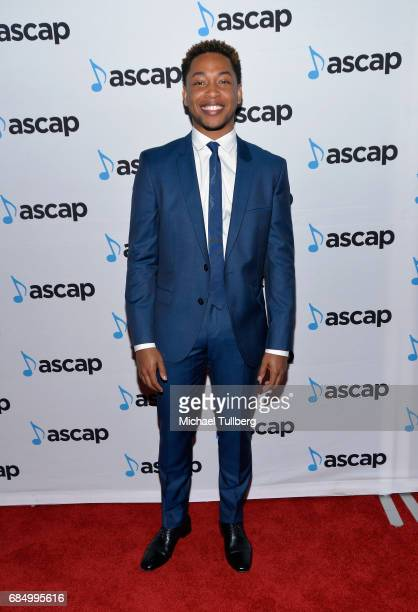 Jacob Latimore attends the 34th Annual ASCAP Pop Music Awards at The Wiltern on May 18 2017 in Los Angeles United States