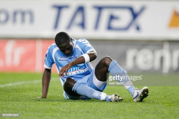 Jacob MULENGA Rennes / Strasbourg 35eme journee de Ligue 1