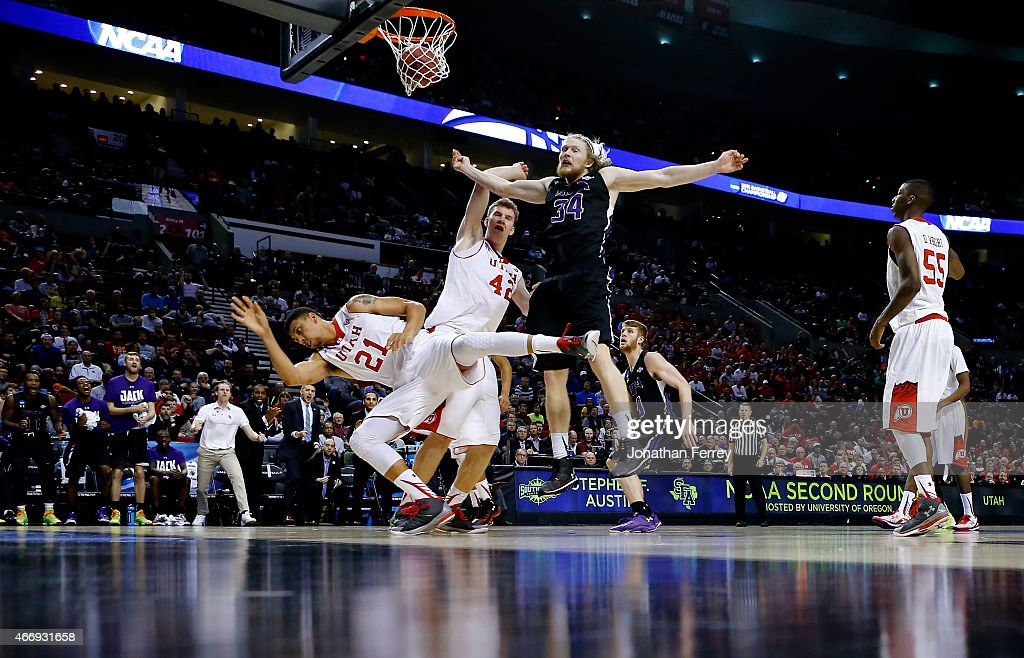 NCAA Basketball Tournament - Second Round - Portland