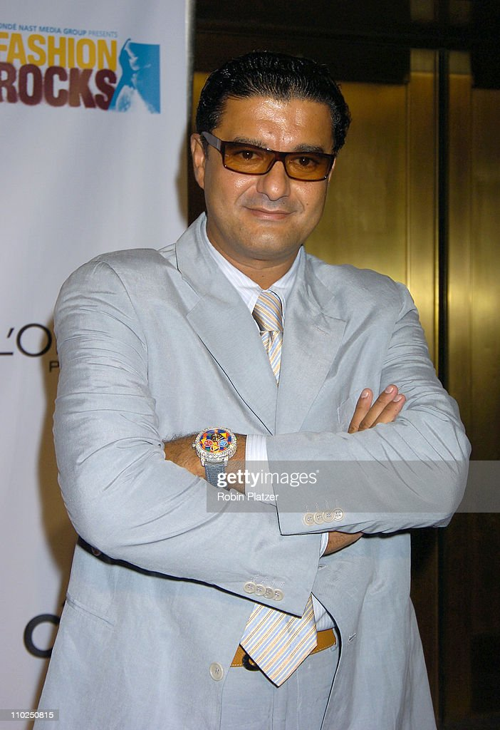 Jacob the Jeweler during 2005 Fashion Rocks - Red Carpet at Radio City Music Hall in New York City, New York, United States.