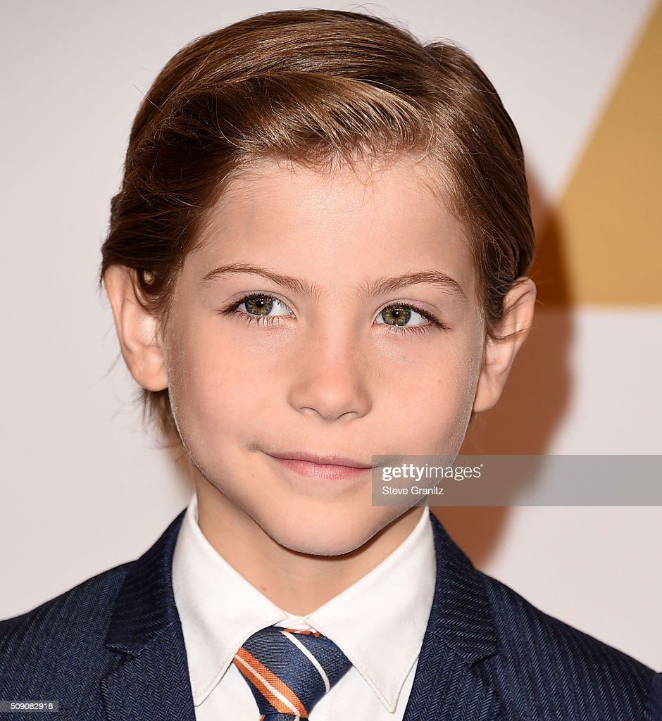 <a gi-track='captionPersonalityLinkClicked' href=/galleries/search?phrase=Jacob+Tremblay&family=editorial&specificpeople=11194896 ng-click='$event.stopPropagation()'>Jacob Tremblay</a> arrives at the 88th Annual Academy Awards Nominee Luncheon on February 8, 2016 in Los Angeles, California.