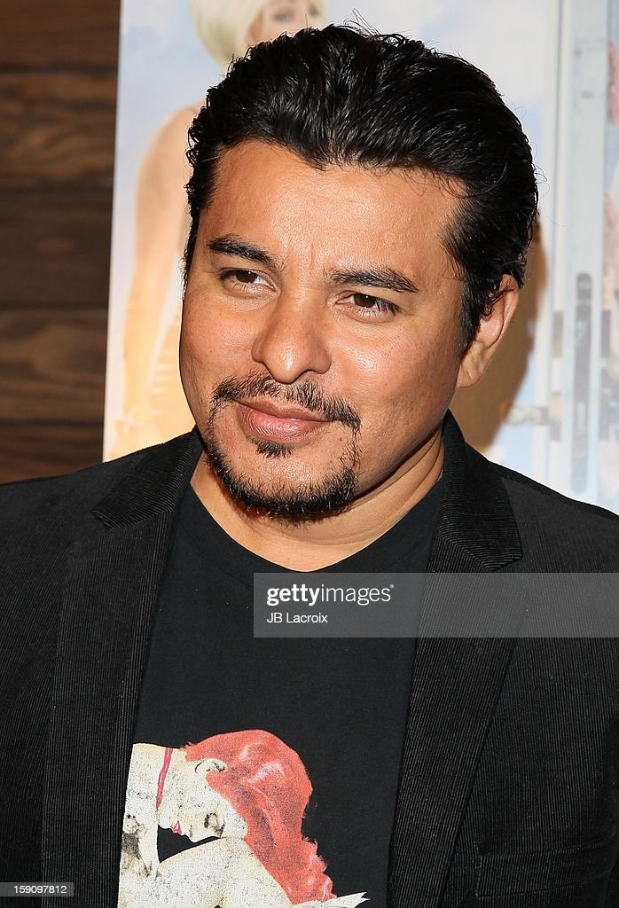 Jacob Vargas attends the 'Freeloaders' Premiere held at Sundance Cinema on January 7 2013 in Los Angeles California