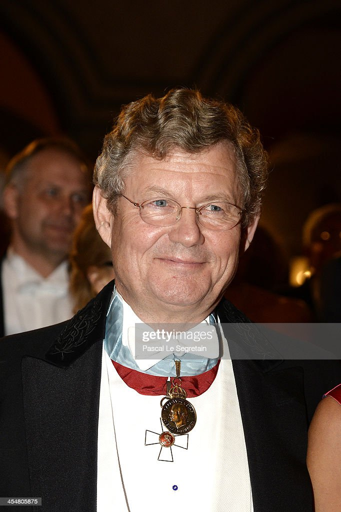 Jacob Wallenberg attends the Nobel Prize Banquet after the 2013 Nobel Prize Awards Ceremony at City Hall on December 10, 2013 in Stockholm, Sweden.
