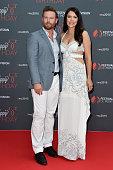 Jacob Young attends the 55th Monte Carlo Beach anniversary as part of Monte Carlo TV Festival on June 16 2015 in MonteCarlo Monaco