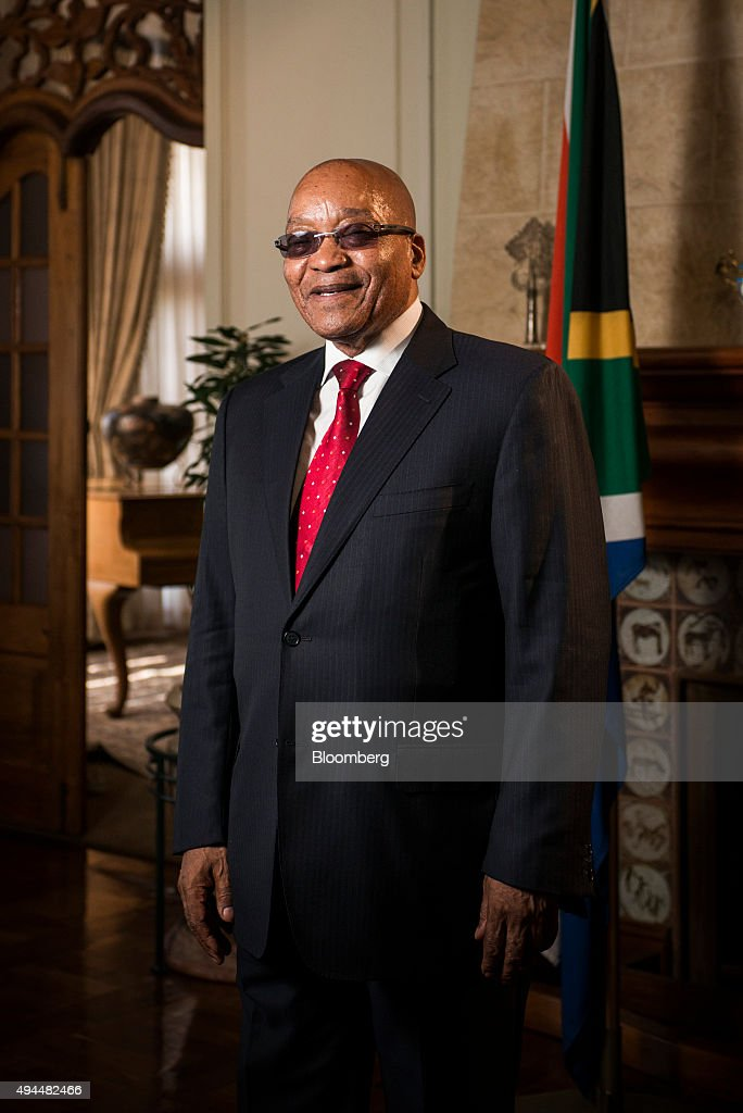 South Africa's President Jacob Zuma Interview