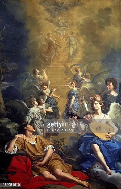 Jacob's Dream by Donato Creti painting Rome Galleria Nazionale D'Arte Antica Di Palazzo Corsini