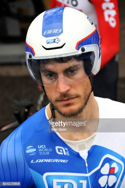 Jacopo Guarnieri of Fdj during the stage 5 of the Etoile of Besseges from Ales to Ales on February 5th 2017 in Ales France