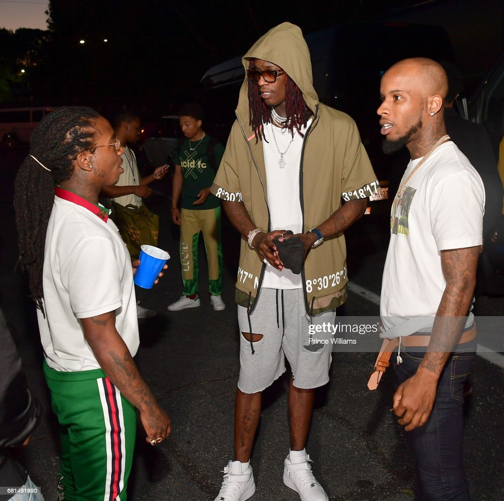How tall is jacquees