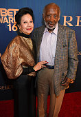 Jacqueline Avant and Clarence Avant attend Debra Lee's PRE kicking off the 2016 BET Awards at The London West Hollywood on June 22 2016 in West...