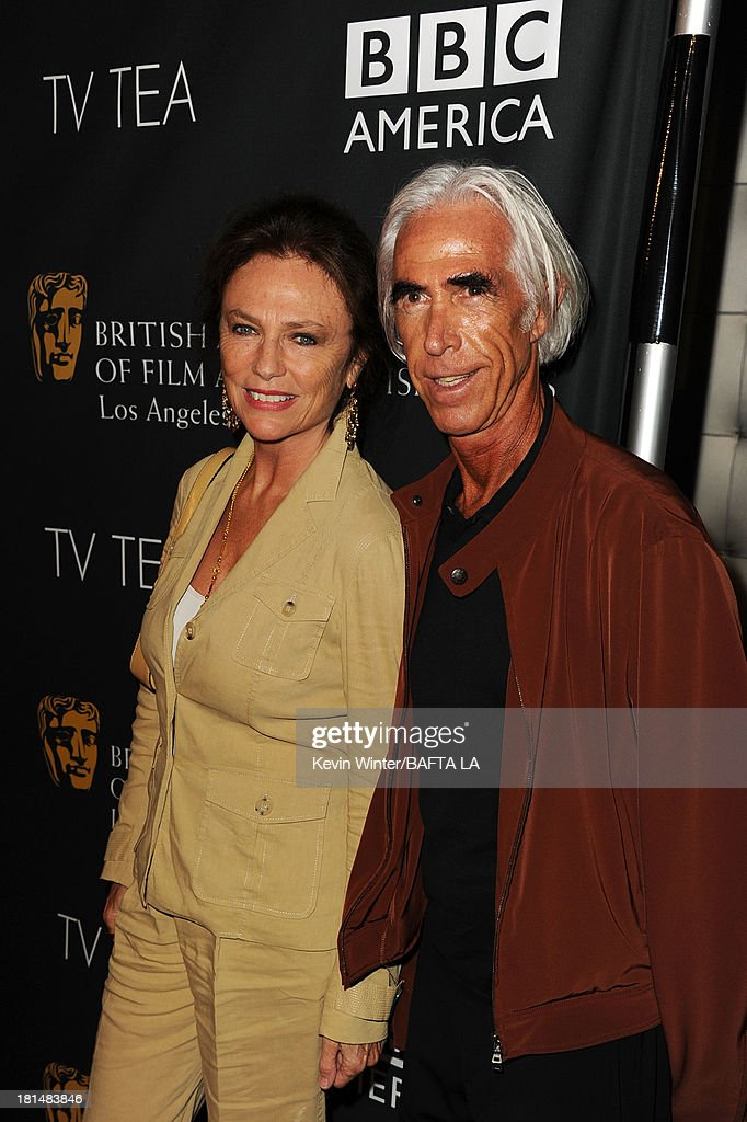 <a gi-track='captionPersonalityLinkClicked' href=/galleries/search?phrase=Jacqueline+Bisset&family=editorial&specificpeople=204696 ng-click='$event.stopPropagation()'>Jacqueline Bisset</a> and Max Bisset attend the BAFTA LA TV Tea 2013 presented by BBC America and Audi held at the SLS Hotel on September 21, 2013 in Beverly Hills, California.