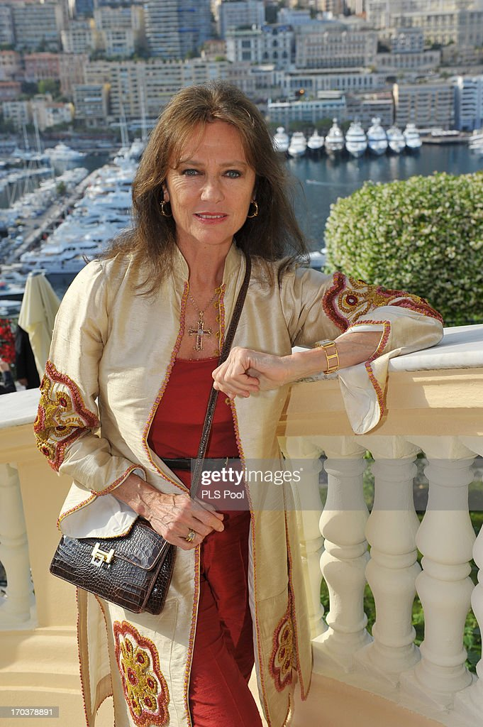 Jacqueline Bisset attends a Cocktail Party At Ministry Of State on June 11, 2013 in Monte-Carlo, Monaco.