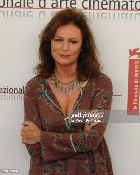 Jacqueline Bisset attends a photocall for her new film