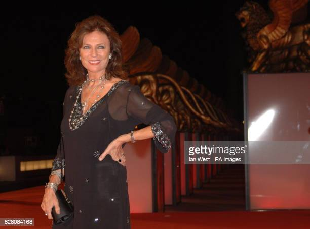 Jacqueline Bisset attends a photocall for her new film The Fine Art Of LoveMine Ha Ha at the 62nd Venice Film Festival at the Palazzo del Casino in...