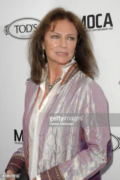 Jacqueline Bisset attends DIEGO DELLA VALLE TOD'S CELEBRATE THEIR NEW BEVERLY HILLS HOME AND WELCOME JEFFREY DEITCH TO LA at TOD'S Beverly Hills...