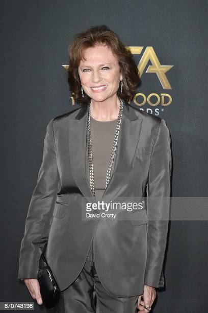 Jacqueline Bisset attends the 21st Annual Hollywood Film Awards Arrivals on November 5 2017 in Beverly Hills California