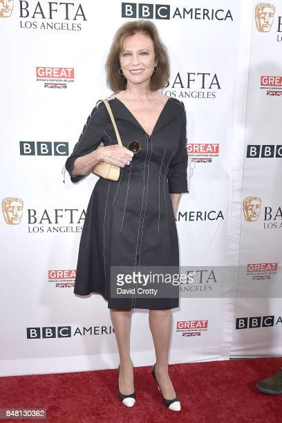 Jacqueline Bisset attends the BBC America BAFTA Los Angeles TV Tea Party 2017 Arrivals at The Beverly Hilton Hotel on September 16 2017 in Beverly...