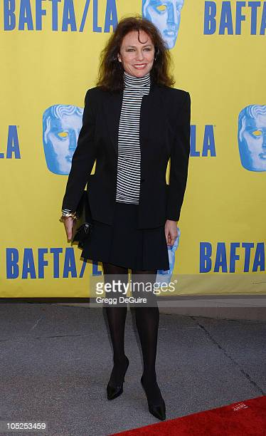 Jacqueline Bisset during 10th Annual BAFTA/LA Tea Party at St Regis Hotel in Century City California United States