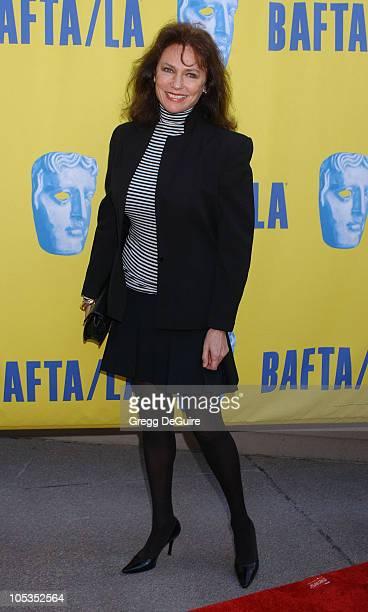 Jacqueline Bisset during 10th Annual BAFTA/LA Tea Party at St Regis Hotel in Century City California United States
