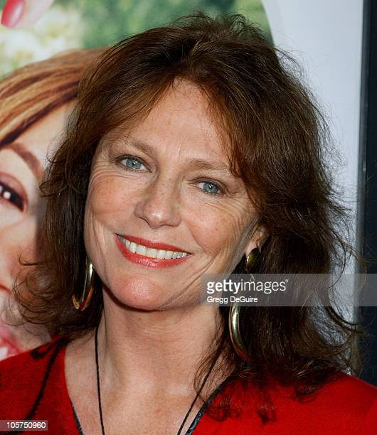 Jacqueline Bisset during 'MonsterInLaw' Los Angeles Premiere Arrivals at Mann National Theatre in Westwood California United States