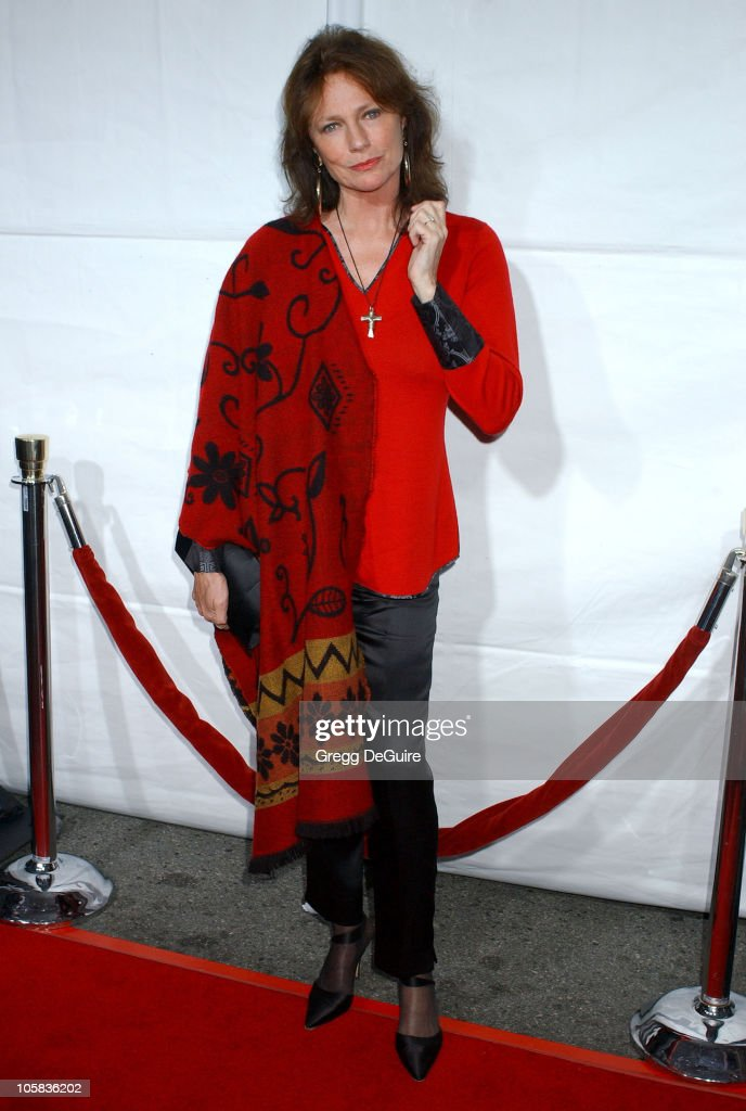 Jacqueline Bisset during 'Monster-In-Law' Los Angeles Premiere - Arrivals at Mann National Theatre in Westwood, California, United States.