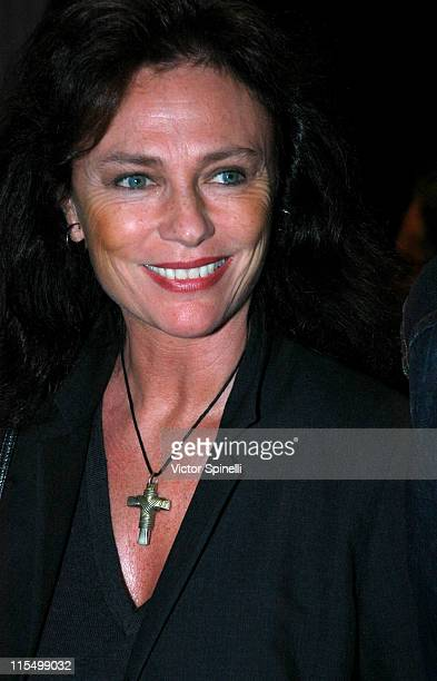 Jacqueline Bisset during Opening Night of 'The Graduate' Los Angeles at Whilshire Theatre in Beverly Hills California United States
