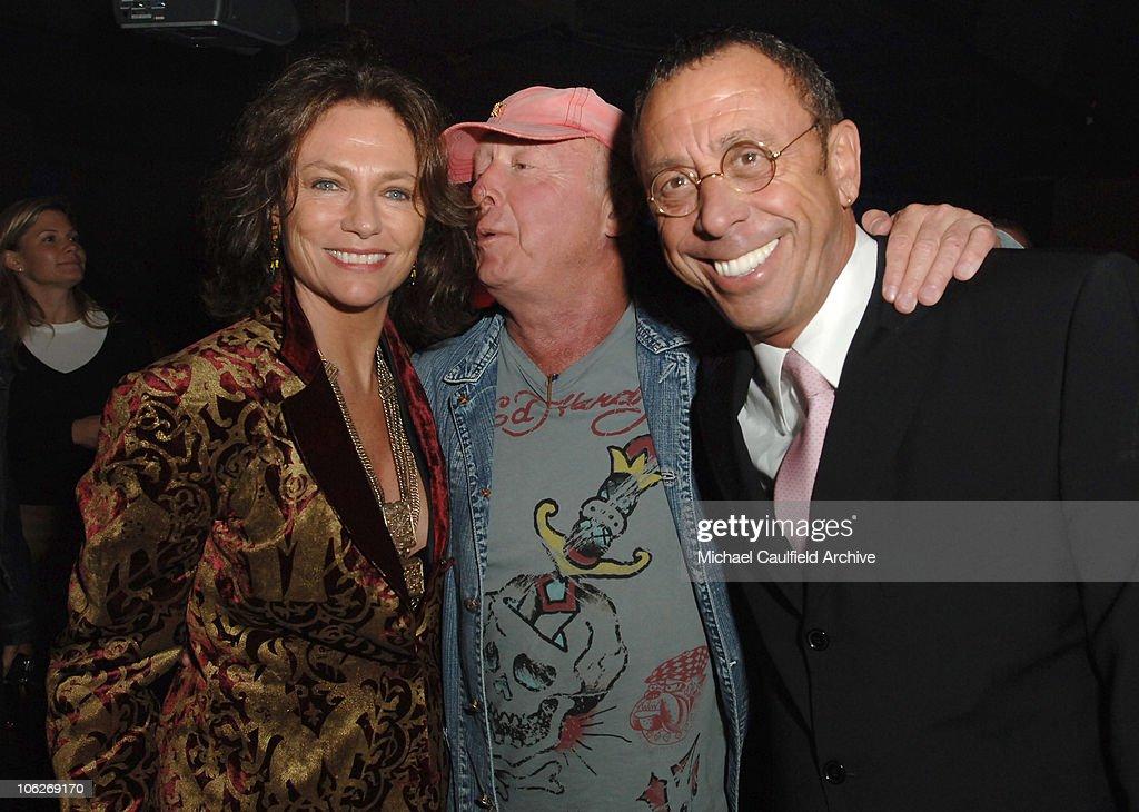 Jacqueline Bisset Tony Scott director and Victor Drai