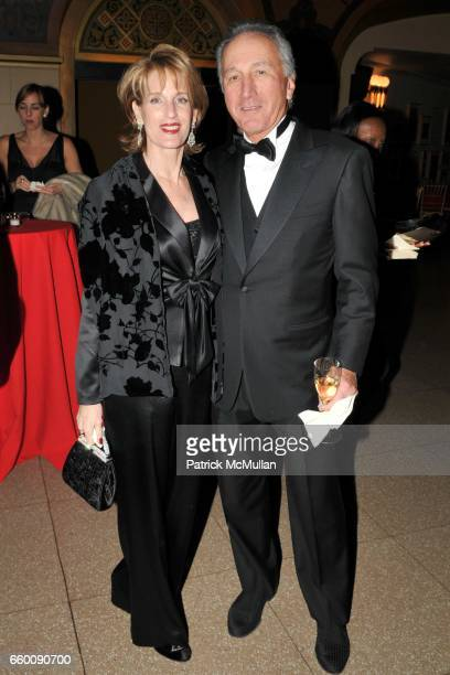 Jacqueline Chaves and Jerome Chaves attend EDWARD VILLELLA'S Triumphant Return to New York 'MIAMI CITY BALLET Takes Manhattan' Presenting Sponsors...